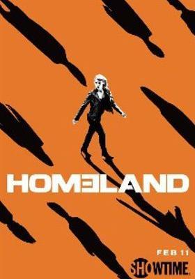 『HOMELAND/ホームランド シーズン7』のポスター