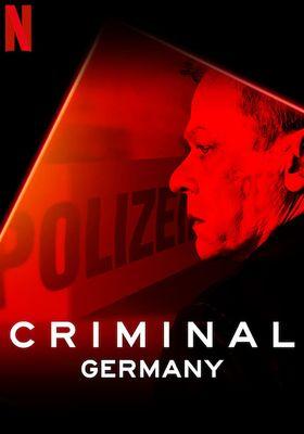 Criminal: Germany 's Poster