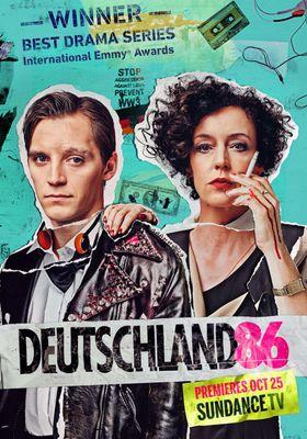 Deutschland 86 's Poster