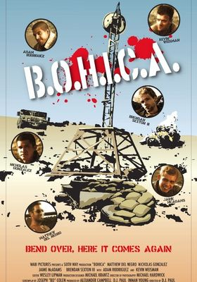 Bohica's Poster