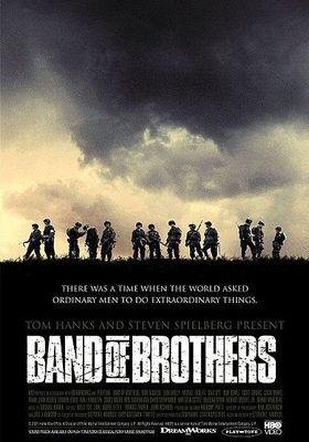 『バンド・オブ・ブラザース』のポスター