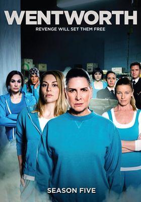 Wentworth Season 5's Poster