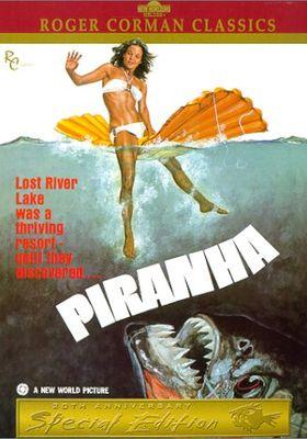 『ピラニア』のポスター