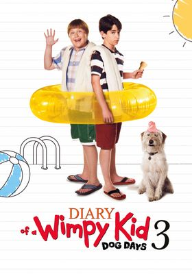 Diary of a Wimpy Kid: Dog Days's Poster