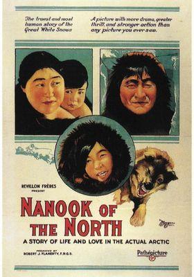 북극의 나누크의 포스터
