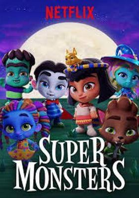 Super Monsters Season 1's Poster
