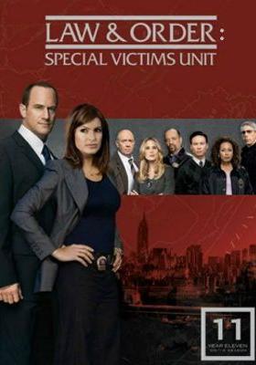 Law & Order : 성범죄전담반 시즌 11의 포스터