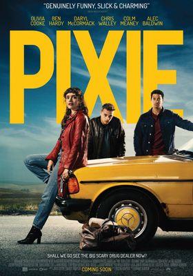 Pixie's Poster