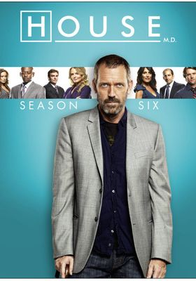 House Season 6's Poster