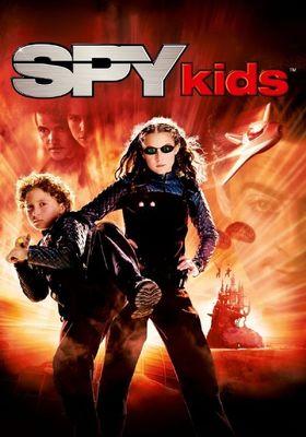 Spy Kids's Poster