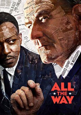 『All the Way』のポスター