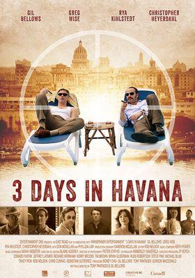 Three Days in Havana's Poster