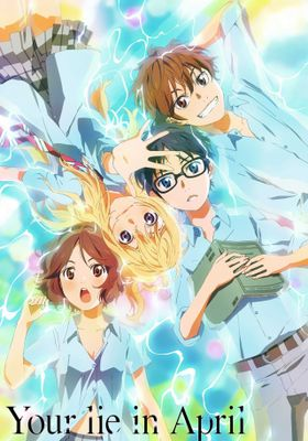 Your Lie in April 's Poster