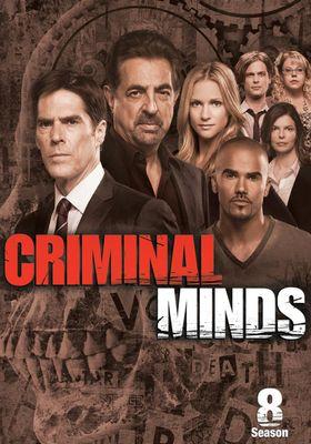 Criminal Minds Season 8's Poster