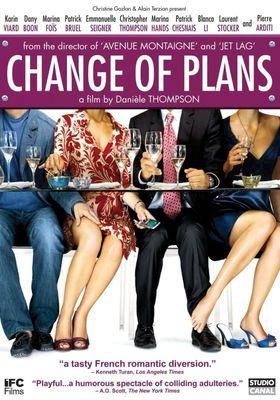 『Change of Plans(英題)』のポスター