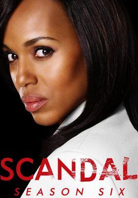 Scandal Season 6's Poster