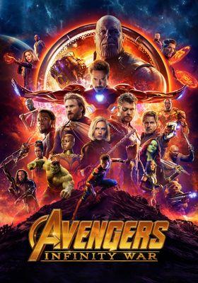Avengers: Infinity War's Poster