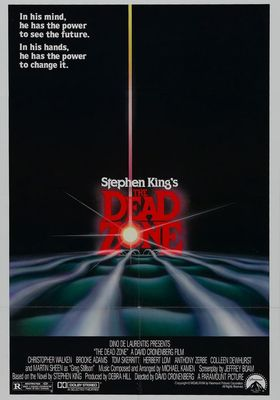 The Dead Zone's Poster