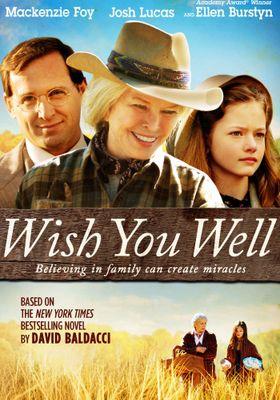 『Wish You Well (原題)』のポスター