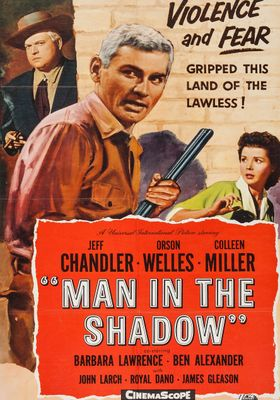 Man in the Shadow's Poster