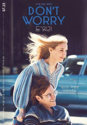 『ドント・ウォーリー』のポスター