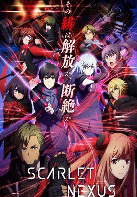 Scarlet Nexus 's Poster
