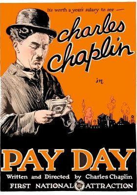 봉급날의 포스터