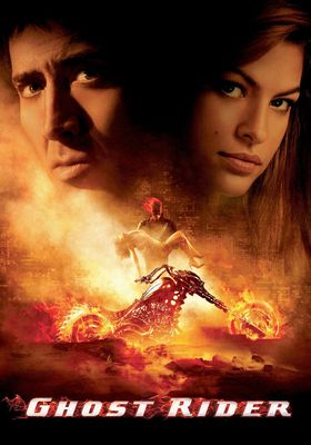 Ghost Rider's Poster