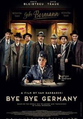 Bye Bye Germany's Poster