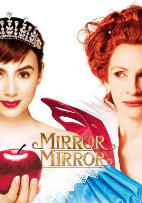 『白雪姫と鏡の女王』のポスター