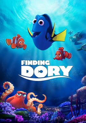 Finding Dory's Poster