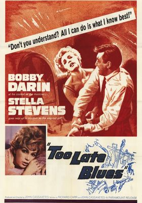 Too Late Blues's Poster