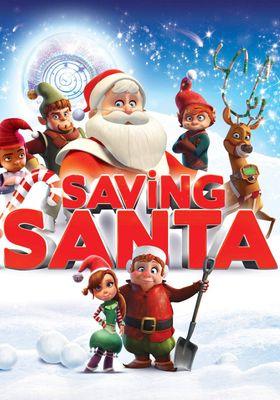 Saving Santa's Poster