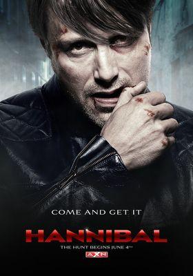 『HANNIBAL/ハンニバル シーズン3』のポスター