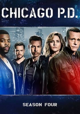 Chicago P.D. Season 4's Poster
