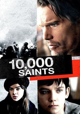 『Ten Thousand Saints(原題)』のポスター