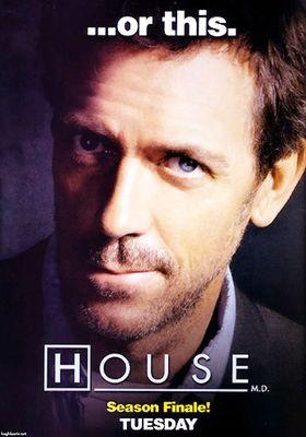 『Dr.HOUSE/ドクター・ハウス シーズン1』のポスター