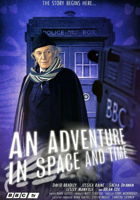 An Adventure in Space and Time's Poster