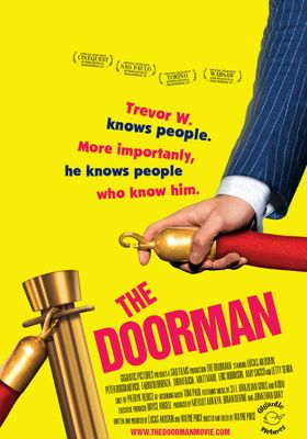 도어맨의 포스터