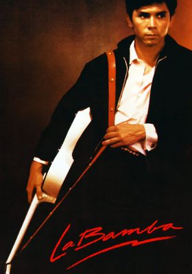 『ラ・バンバ』のポスター