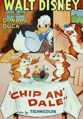 Chip an' Dale's Poster