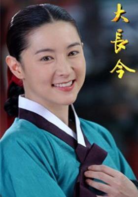 『宮廷女官 チャングムの誓い』のポスター