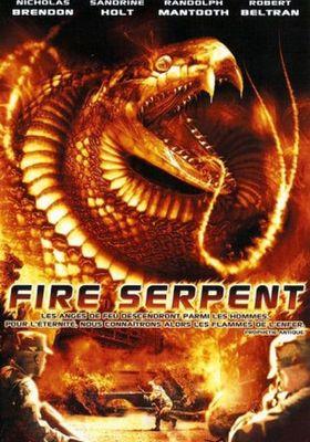 Fire Serpent's Poster