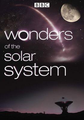 『神秘の太陽系』のポスター