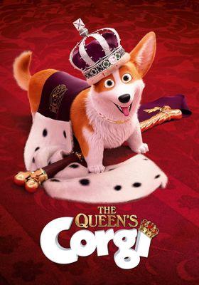 The Queen s Corgi's Poster