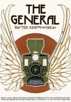 『キートン将軍』のポスター