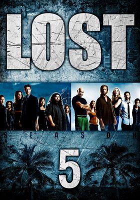 Lost Season 5's Poster