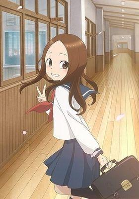 Teasing Master Takagi-san Season 2's Poster