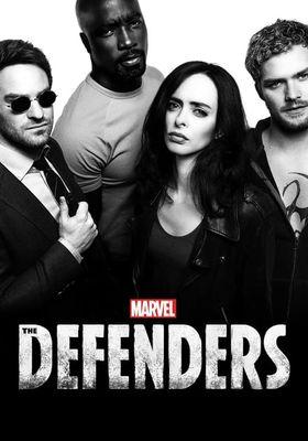 『Marvel ザ・ディフェンダーズ』のポスター