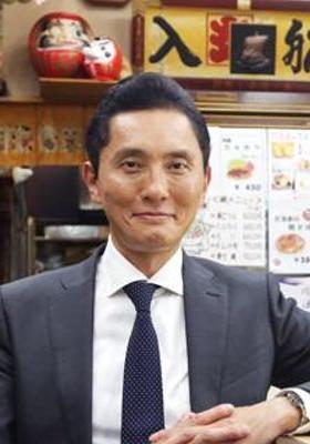 『孤独のグルメお正月スペシャル ~井之頭五郎の長い一日~』のポスター